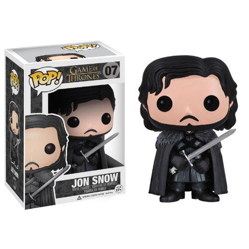 Figura Jon Snow Juego de Tronos. CálleseYCojaMiDinero.com