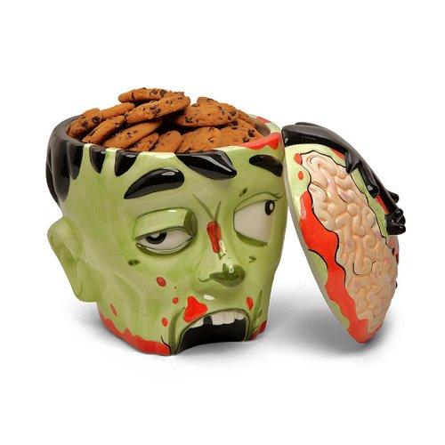 Bote de galletas zombie. CálleseYCojaMiDInero.com