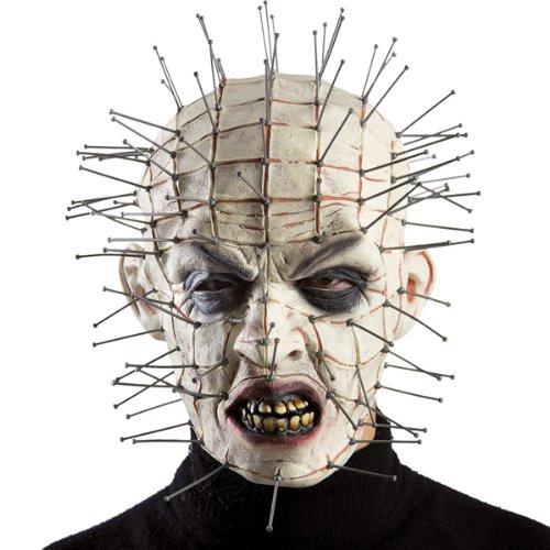 Máscara Hellraiser. CálleseYCojaMiDinero.com
