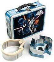 Fiambrera lunchbox de Star Wars. CálleseYCojaMiDinero.com