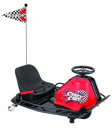 Kart patinete eléctrico con silla. CálleseYCojaMiDinero.com