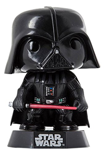 Figura POP! cabezona Darth Vader Star Wars. CálleseYCojaMiDinero.com
