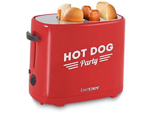 Máquina tostador para hot dogs. CalleseYCojaMiDinero.com