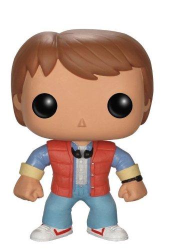 Figura Pop! Marty McFly Regreso al Futuro. CálleseYCojaMiDinero.com