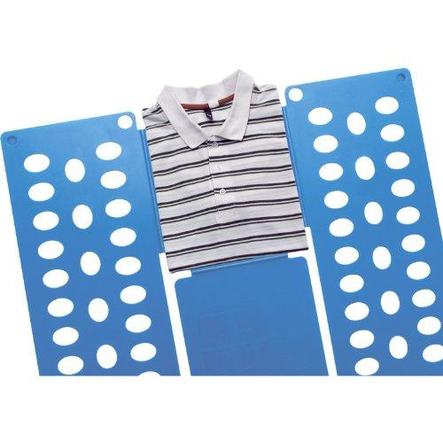Tabla para doblar la ropa fácilmente. CálleseYCojaMiDinero.com