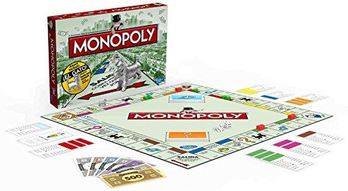 Monopoly Hasbro de Madrid. CálleseYCojaMiDinero.com