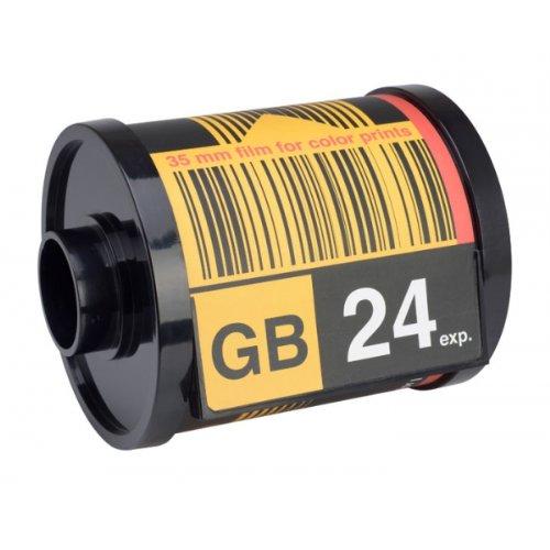 Dispensador papel higiénico película fotográfica. CálleseYCojaMiDinero.com