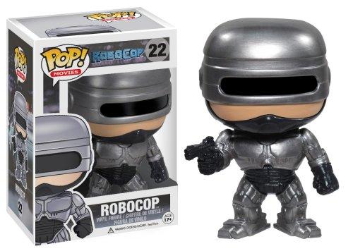 Figura POP! cabezona Robocop. CálleseYCojaMiDinero.com