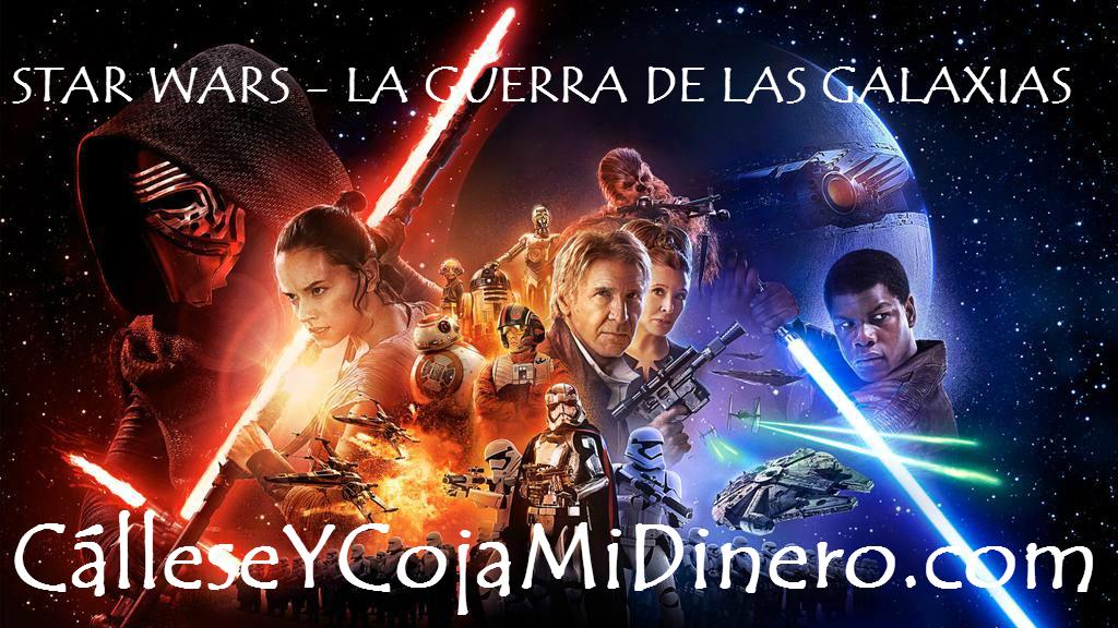LOS 20 MEJORES REGALOS DE STAR WARS. CálleseYCojaMiDinero.com