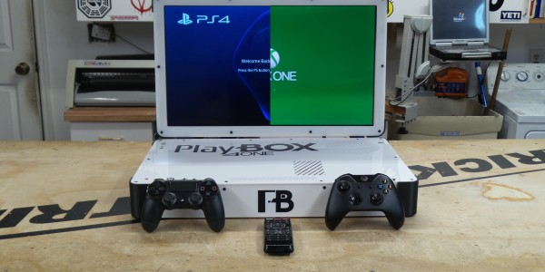 PLAYBOX 4One: Xbox One + PS4. CálleseYCojaMiDinero.com