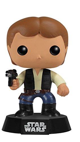 Figura Pop! cabezona Han Solo Star Wars. CálleseYCojaMiDinero.com