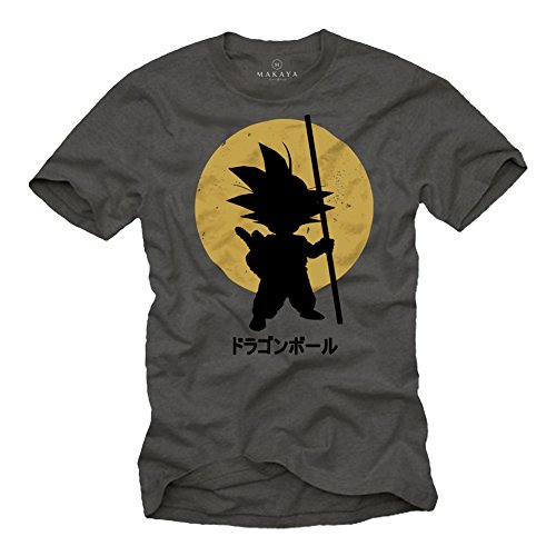 Camiseta Son Goku niño Dragon Ball. CálleseYCojaMiDinero.com