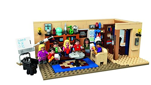 Lego The Big Bang Theory. CálleseYCojaMiDinero.com