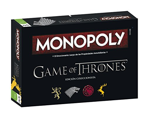Monopoly Edición Juego de Tronos. CálleseYCojaMiDinero.com