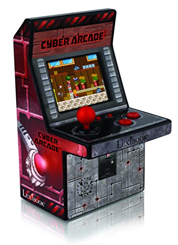 Consola mini máquina recreativa arcade. CálleseYCojaMiDinero.com