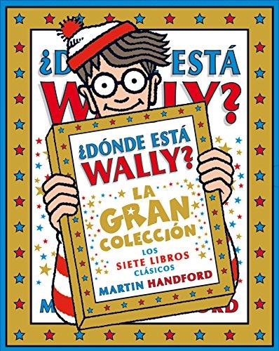 ¿Dónde está Wally? La Gran Coleccion 7 libros. CálleseYCojaMiDinero.com