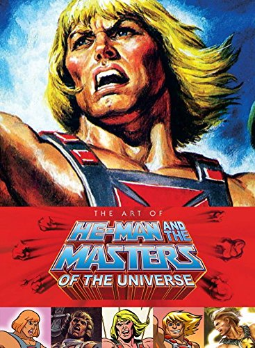 Arte de He Man And The Masters Of The Universe. CálleseYCojaMiDinero.com