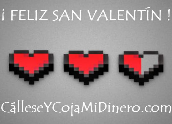 LOS 20 MEJORES REGALOS DE SAN VALENTÍN. CálleseYCojaMiDinero.com