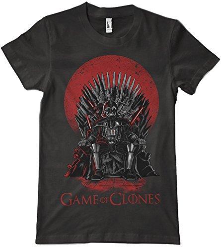 Camiseta Star Wars Juego de Tronos. CálleseYCojaMiDinero.com