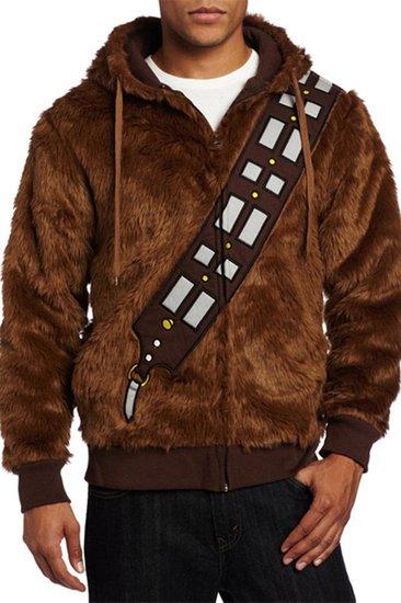 Chaqueta de Chewbacca Star Wars. CálleseYCojaMiDinero.com